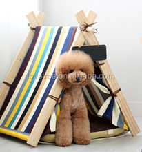 Lovetree outdoor canvas dog houses soft bed cat house