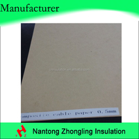 Industrial Thick Electrical Isolating Paper board transformer sheet