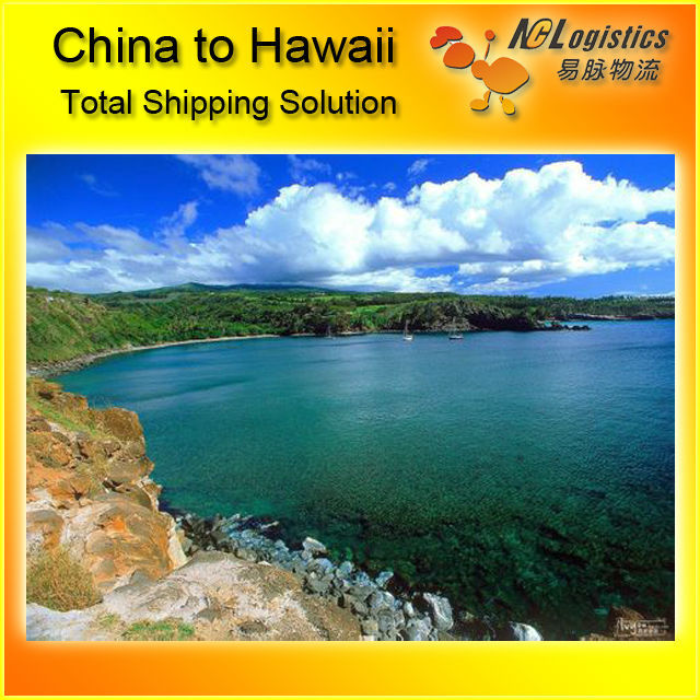 sea freight from Xiame to Kawaihae, HI