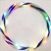 Amazon Hot selling high quality flashing Led hula hoops