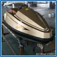 Gather new 150cc water jet boat engine