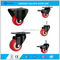 3 Inch Industrial Wheels PU Caster