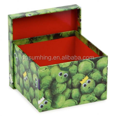 Cardboard paper Gift Box for wedding halloween day thanks giving day paper packaging box