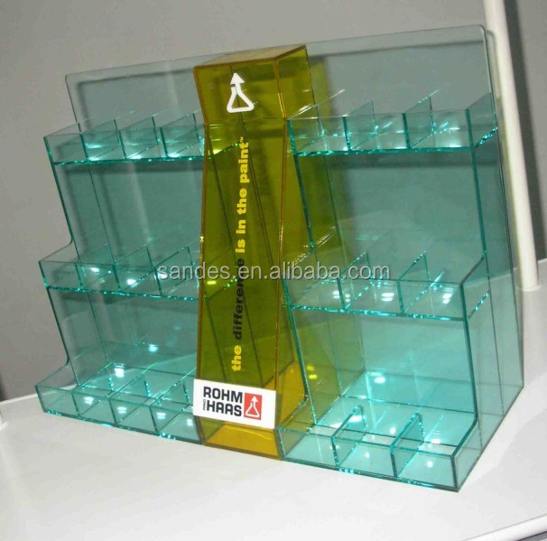 Custom Acrylic Supermarket Cheap Unique Large Plastic Candy Nut Dispenser with Scoop