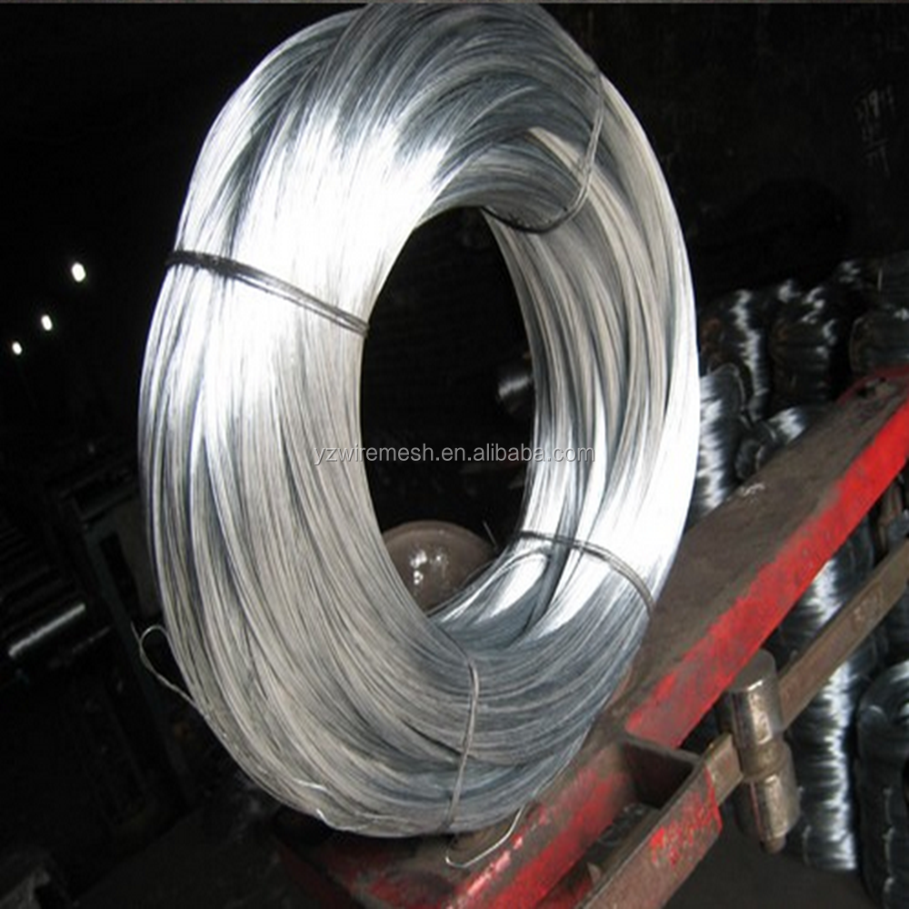 Low Price glavanized wire building material/GI Wire 3mm India
