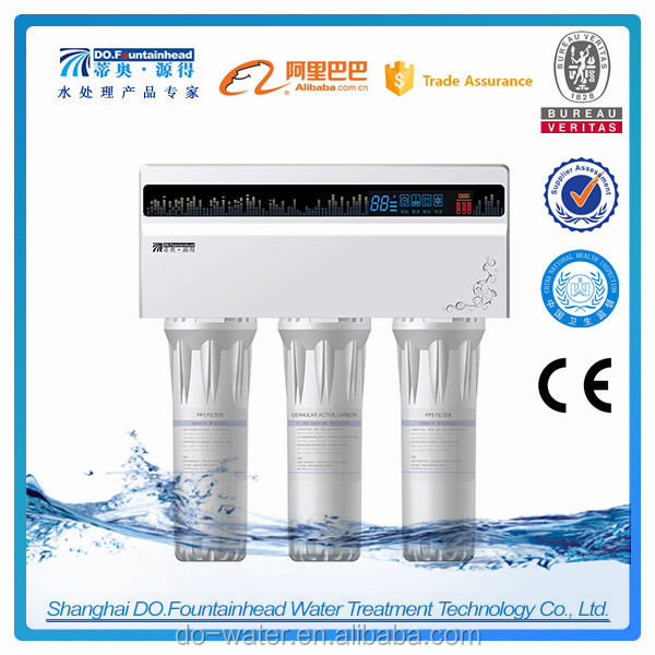 Anti-pollution reverse osmosis water purification machine