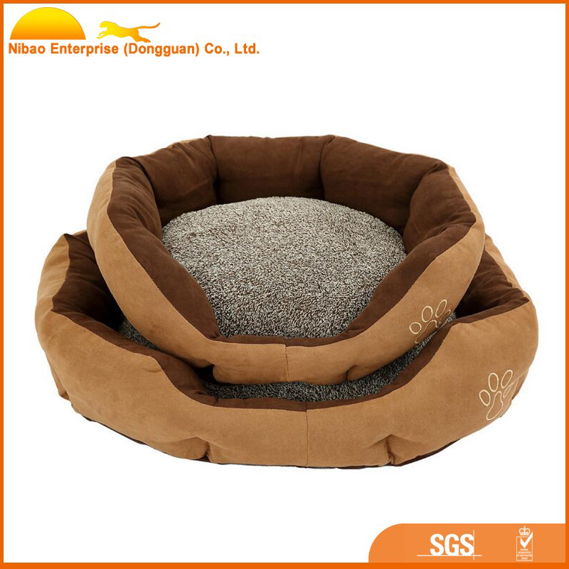 High quality suede dog dry bed comfort home pet products