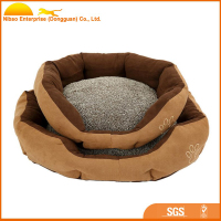 High quality suede pet dog dry bed comfort home pet products