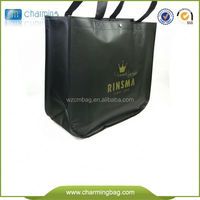 Fashion Customized Charming 80gsm Non Woven Fabric Drawstring Bags