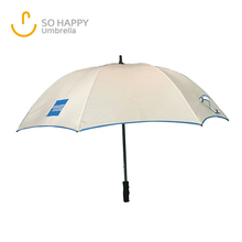 27Inch Custom Logo Printed Cheap Straight Umbrella Promotion Golf Umbrella