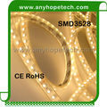 2400K 2700K CRI 95 warm white led ribbon