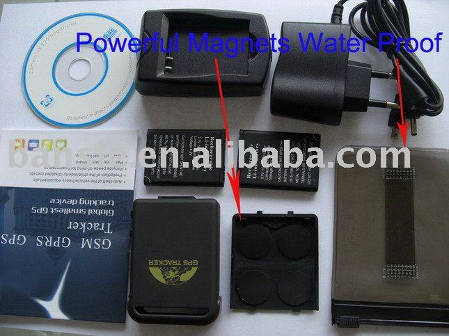GPS Child Tracker system GPS102 GPS tracking device