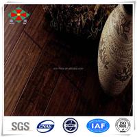 UV coating interior decoration American black walnut engineered hardwood flooring for boat