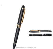 free metal gel ink roller signature ball pen
