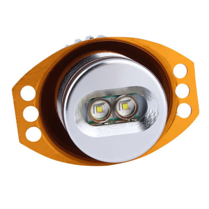 LED headlights car led 10w angel eye e90 led marker angel eyes