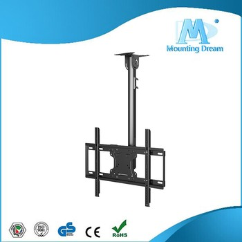 "Mounting Dream Solid structure XD1234-1 ceiling mounts motorized projector Fits for TVs 42""-70"" Weight capacity 132 lbs (60kg)"