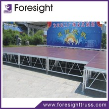 hot sale aluminum stage from Guangzhou factory,good quality