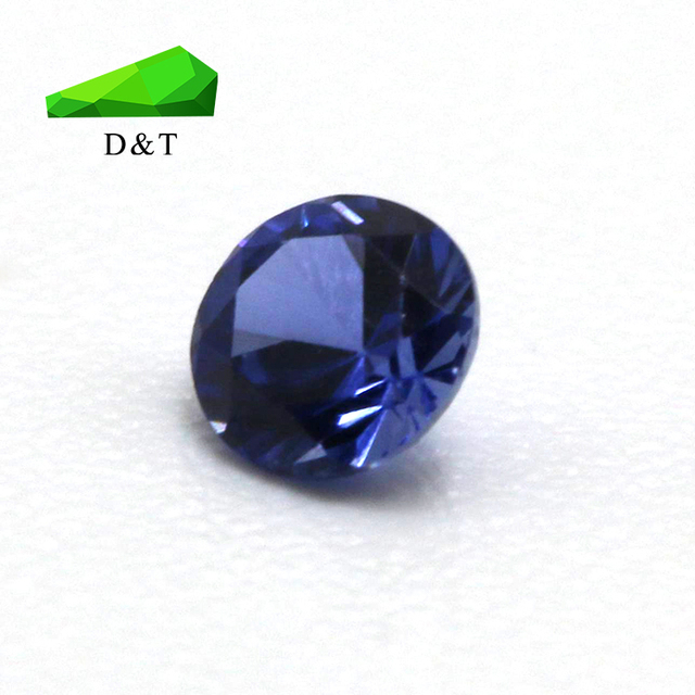 natural random shape and size deep blue Kashmir blue Sapphire