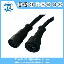 2.3.4.5.6.7.8 Pin PVC/Nylon Led Power Types Of Electrical Wire Joint