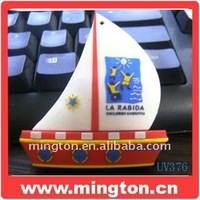 Unique usb flash drive sailing boat shape