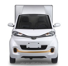 Lithium battery hybrid electric mini van,with gasoline range extender
