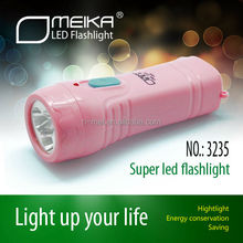 wall mounted car emergency flashlight