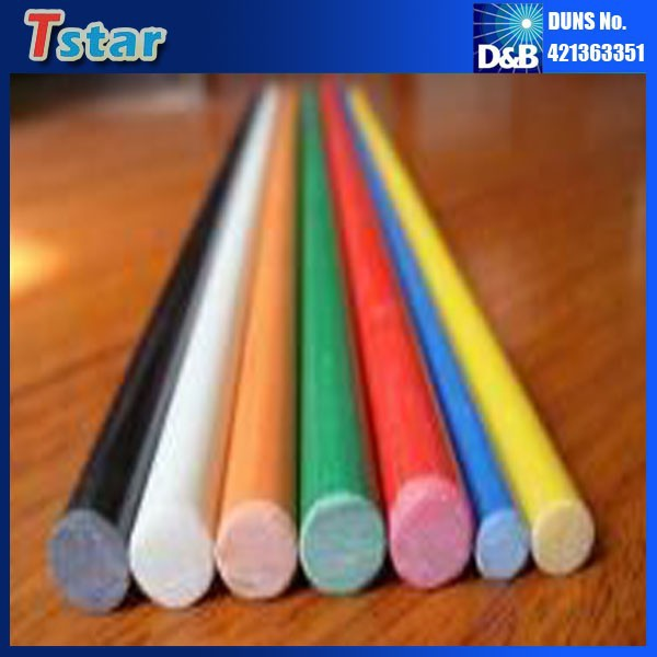 Flexible Fiberglass Plastic Lighting Pole