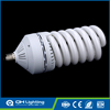 Tri- color power full spiral 2925lm 65w fluorescent led energy saving light