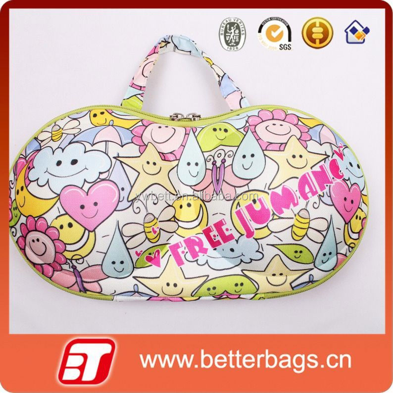 Portable Protect under wears bra Lingerie Case travel bag organizer