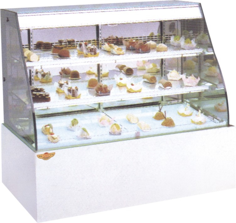 Europe standard Pastry Display Cases Used Cake Display Cabinet Refrigerator Factory Direct Sale