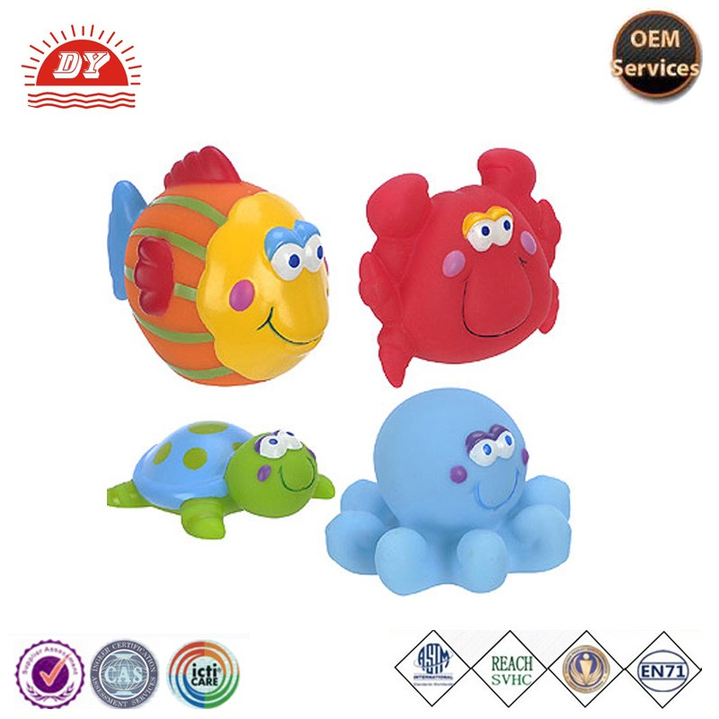 ICTI Certificated Manufacturer Custom Non Toxic Vinyl Baby Toys