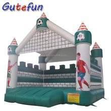 cheap kids children air jumping bouncer castle trampoline inflatable bouncer for sale