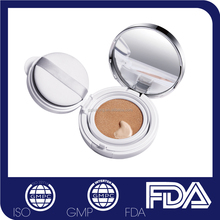 OEM private label Korean SPF 50 snail air cushion BB CC whitening cream