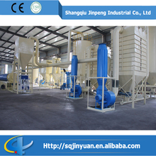 Henan Famous Brand Jinpeng Carbon Black Granule and Refining Machine