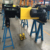 Electric double girder motor wire rope hoist