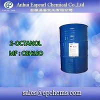 2-Octanol names pesticides with chemical formula
