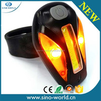 Hot Selling New Super Bright Red Yellow Led Satety bike tail light