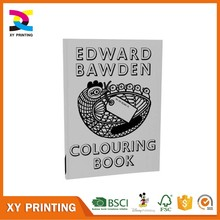 Custom Print Good quality Colouring Book For Painting