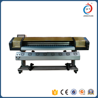 Sublimation printer factory large format indoor and outdoor Eco-solvent plotter