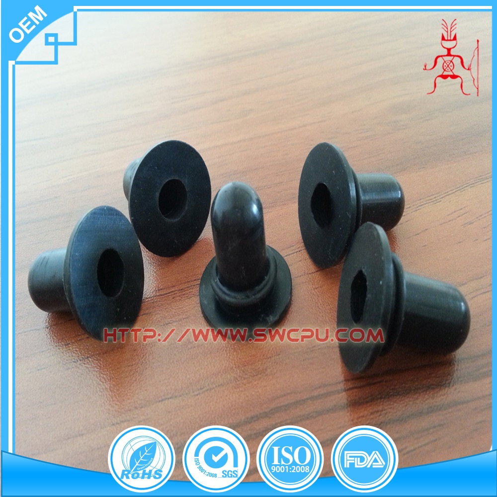 OEM Custom Small Tapered Rubber Bungs for Ladders