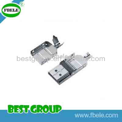 usb b type receptacle connector FBHDMI1-101