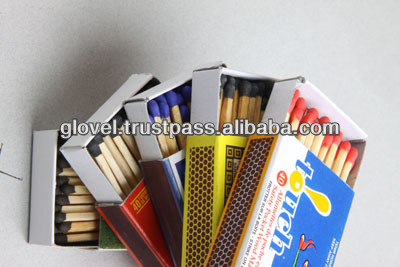Demand on Safety Matches