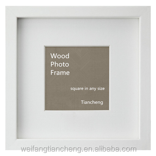 83cm baroque frames Picture frames white, Wooden Shadow Box