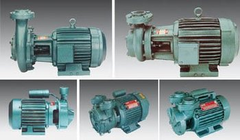 Centrifugal Monoblocs pumps
