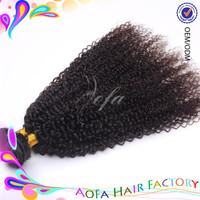 Cheap natural color can de dyed virgin indian hair