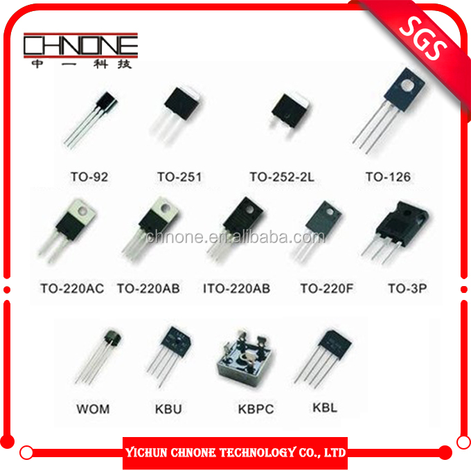 Various models for choose k3562 transistor c4460 with factory price transistor y2010dn