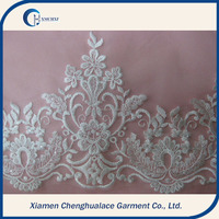 Hot china products wholesale hand embroidery designs for curtains