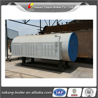 Alibaba china supplier horizontal steam heater