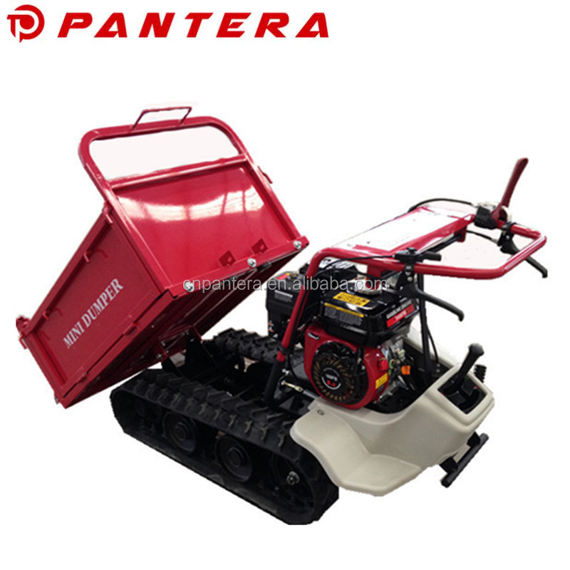 2016 CE China Electric Garden Mini Dumper 4x4 for Different Use