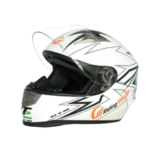 Motorcycle Helmets Mountain Dual Sport Peak Bike Helmet